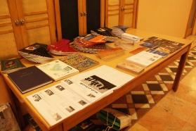 مشارکت در برگزاری نمایشگاههای فرهنگی